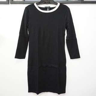 Forever21 3/4 sleeves dress