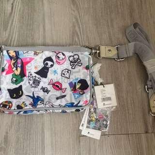 Tokidoki Cross Body Bag