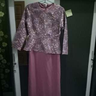 baju/dress pesta muslimah