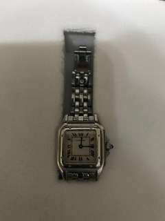 Cartier watch with box