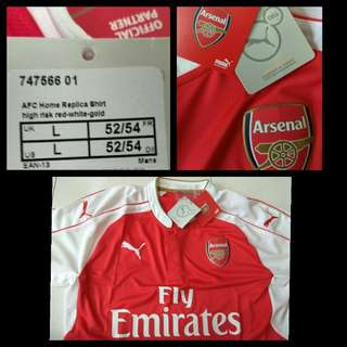 Arsenal Football Jersey