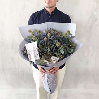 Bouquet for guys