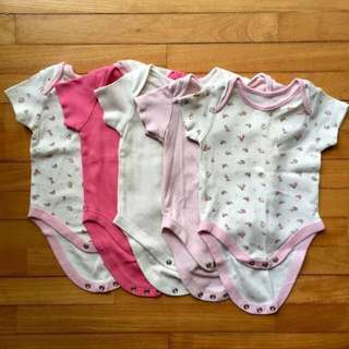 Mothercare 0 to 3 Months Baby Rompers