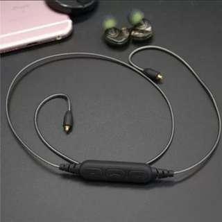 藍牙耳機線(適合shure款)