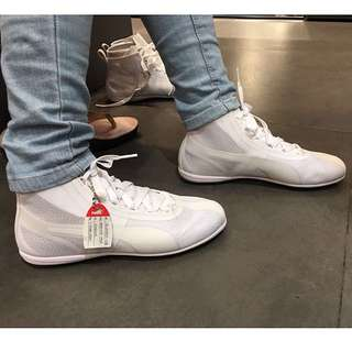 White kets for ladies