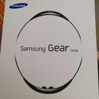 BNIB Samsung Gear Circle
