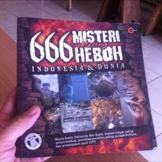 666 Misteri Paling Heboh