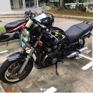 Honda CB750F2T