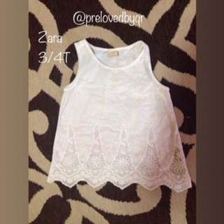 Lace Top Zara RM20