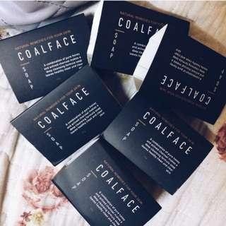 CoalFace Soap by Kayman Beauty