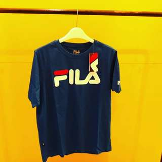 Fila | Tshirt | Blue | Original 100%