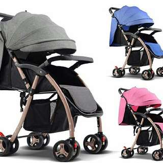 Preorder Only Baby Stroller - Complete Set