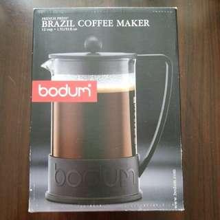 bodum Brazil coffee maker  咖啡壺