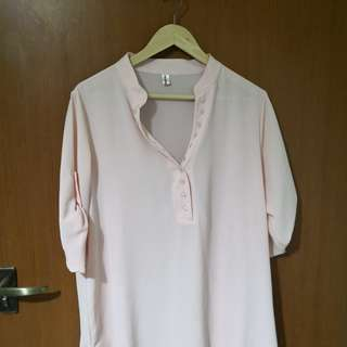 Blouse Baby pink.