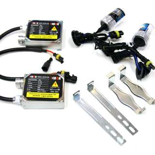 HID Headlight Set Different K Brighter than original 70% NEW STOCK