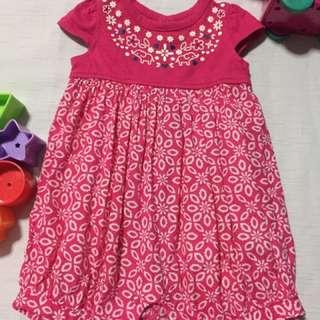 Baby dress 2 - Carter's 3m