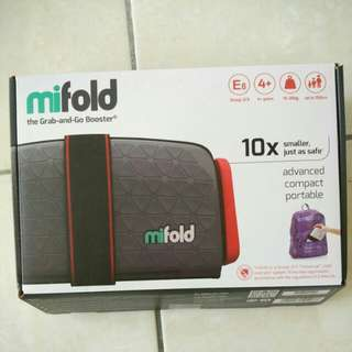 mifold (the Grab-and-Go Booster)