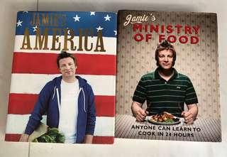 Jamie Oliver's Cook Books