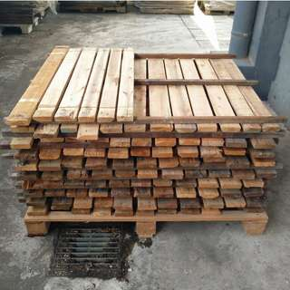 Pallet Wood Strips (1040x80x20mm)