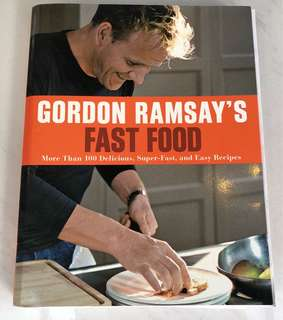 Gordon Ramsey's Cook Book