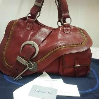 Christian Dior handbag #MayRathon