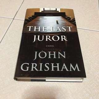 [Hard Cover] The Last Juror