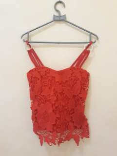 Top red