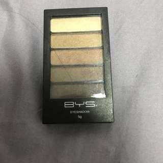 Bys eyeshadow palette