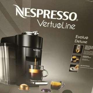 Nespresso vertuoline in a sealed box never opened