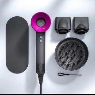 Dyson supersonic hair dryer dyson風筒套裝 英國版 三腳插頭 現貨