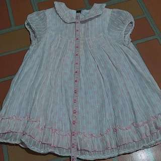 White laced Dress for Baby Girl