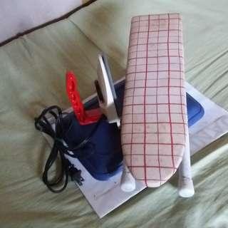 Folding Travel Iron