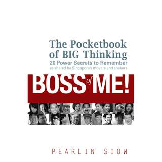 Boss of Me by Pearlin Siow