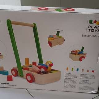 Plan toys - bird walker
