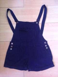 Navy Blue Jumper (shorts)