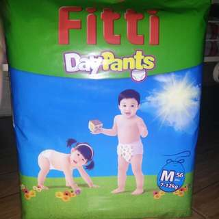 Pampers fitti