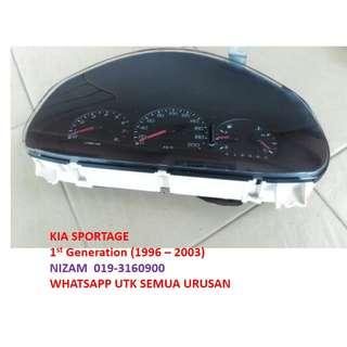 Kia Sportage RPM Meter
