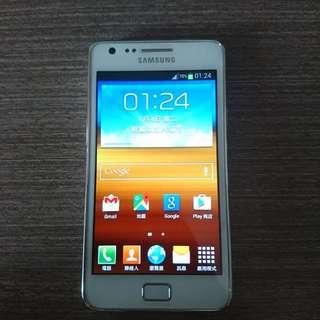 Samsung galaxy s2 二手