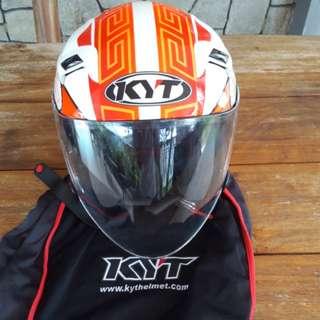 KYT VENOM motorcycle helmet