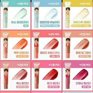 LIPBALM WANNA ONE