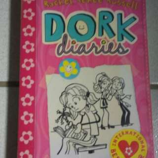 Dork diaries by rachel renee ruse