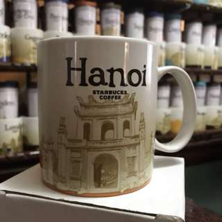 Hanoi Starbucks Mug