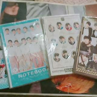 KPOP Notebooks
