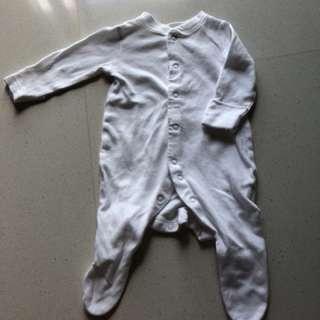Newborn pajamas x 3