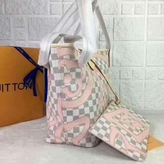 LV tote pink. NEW ARRIVAL.!!