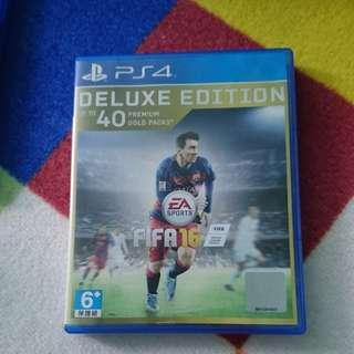 PS4 FIFA16