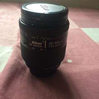 Nikon 單眼鏡頭