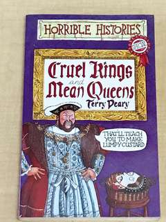 【Horrible Histories】Cruel Kings & Mean Queens