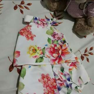 Baby Floral Terno