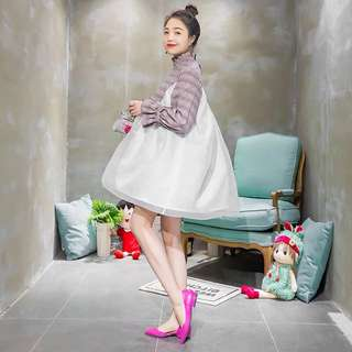 Designer Baby Doll Dress